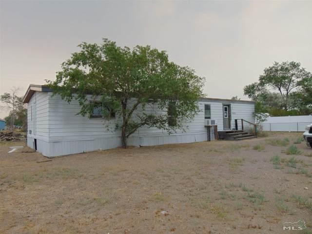3608 Amber Street, Silver Springs, NV 89429 (MLS #210010726) :: Vaulet Group Real Estate