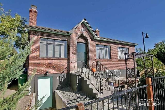 351 E Taylor Street, Reno, NV 89502 (MLS #210010727) :: Vaulet Group Real Estate