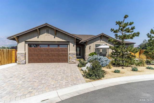 1100 Drysdale Ct., Carson City, NV 89703 (MLS #210010731) :: Chase International Real Estate