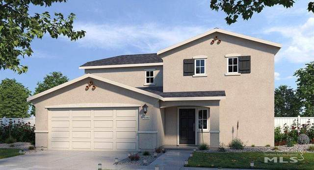 8943 Wolf River Dr Homesite 112, Reno, NV 89506 (MLS #210010735) :: Vaulet Group Real Estate