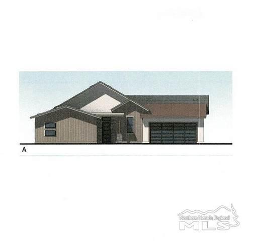 1617 River Hill Way Homesite 3, Reno, NV 89523 (MLS #210010744) :: The Mike Wood Team
