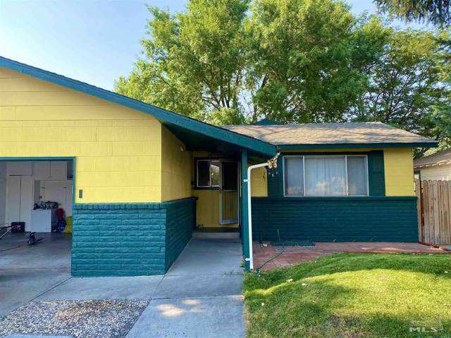 1363 E Fifth St, Carson City, NV 89701 (MLS #210010746) :: Theresa Nelson Real Estate