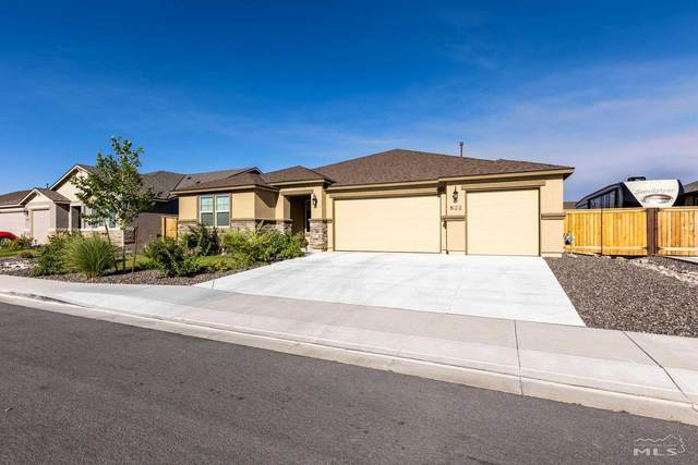 822 Thacker Pass Drive, Sparks, NV 89441 (MLS #210010757) :: Theresa Nelson Real Estate