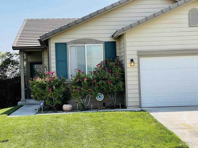122 Calvert, Dayton, NV 89403 (MLS #210010759) :: Chase International Real Estate