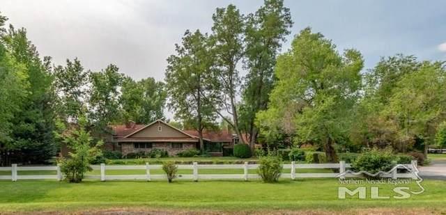 1400 Meadowview Lane, Reno, NV 89509 (MLS #210010760) :: Theresa Nelson Real Estate