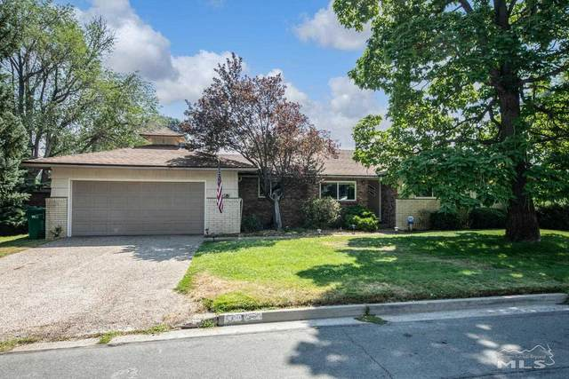 1 Crest Dr., Carson City, NV 89703 (MLS #210010761) :: Theresa Nelson Real Estate