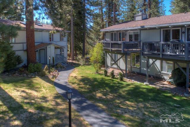 854 Lichen Ct #7, Incline Village, NV 89451 (MLS #210010762) :: Colley Goode Group- eXp Realty