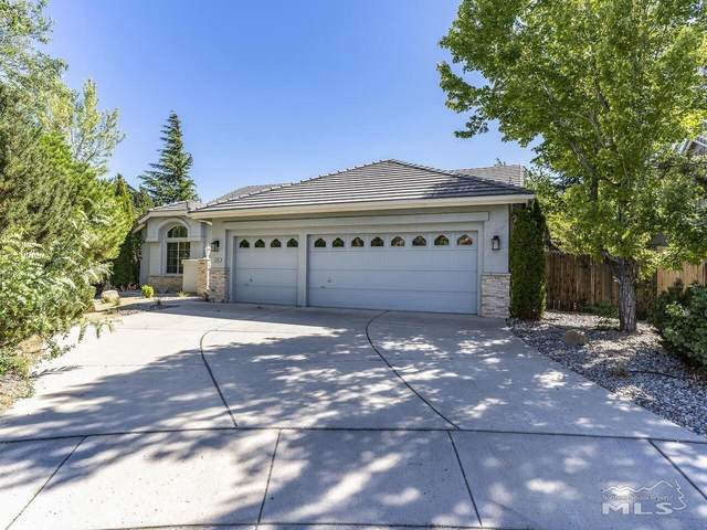 2285 Titleist Ct, Reno, NV 89523 (MLS #210010763) :: The Mike Wood Team