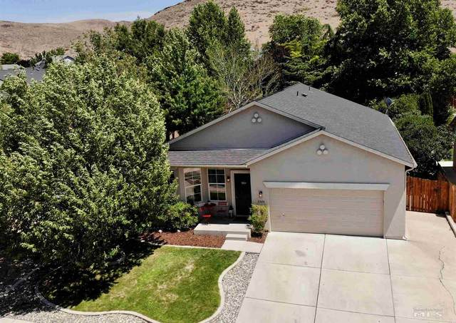3940 Whispering Wind, Sparks, NV 89436 (MLS #210010776) :: Theresa Nelson Real Estate