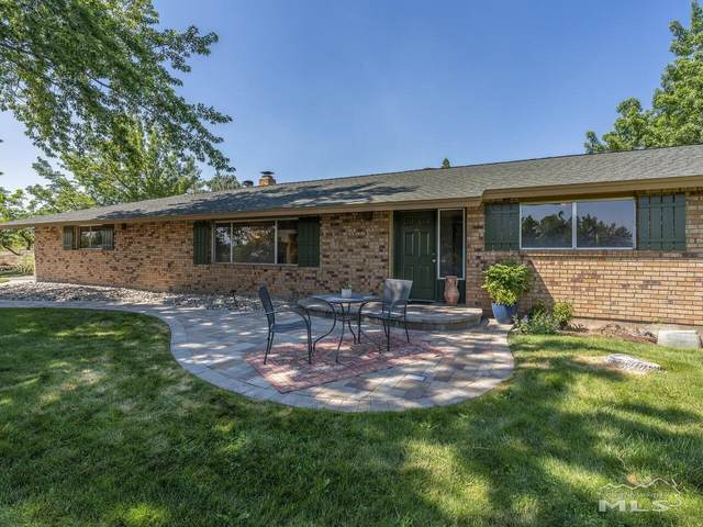 4205 Slide Mountain Drive, Reno, NV 89511 (MLS #210010783) :: Colley Goode Group- eXp Realty