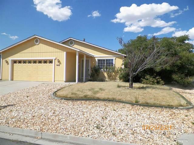 6451 Hatteras Court, Sun Valley, NV 89433 (MLS #210010784) :: Vaulet Group Real Estate