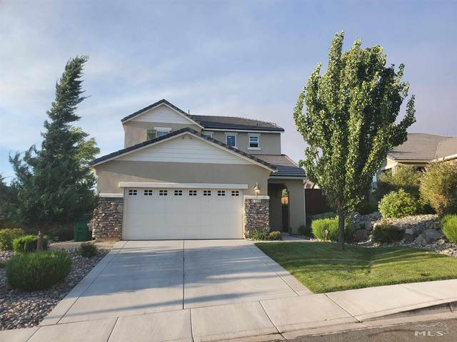 2726 Alessandro Drive, Reno, NV 89434 (MLS #210010786) :: Theresa Nelson Real Estate
