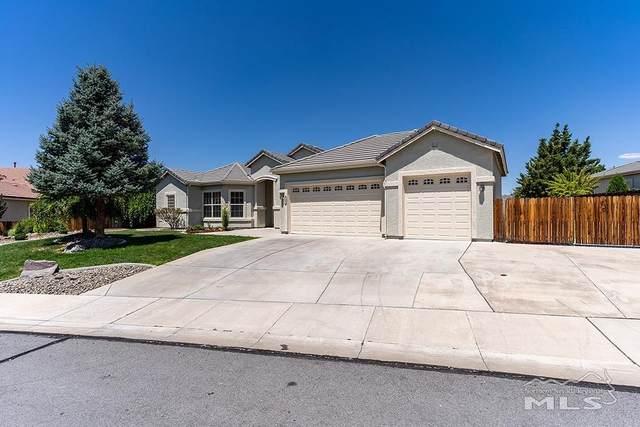 7597 Desert Vista Dr, Sparks, NV 89436 (MLS #210010787) :: Theresa Nelson Real Estate