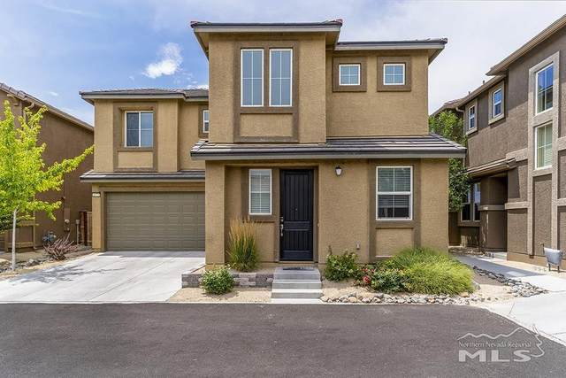 6573 Peppergrass Drive, Sparks, NV 89436 (MLS #210010788) :: Theresa Nelson Real Estate