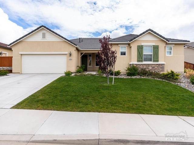 2269 Isabella Court, Sparks, NV 89434 (MLS #210010795) :: Theresa Nelson Real Estate