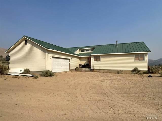35 Gymkhana Ln, Reno, NV 89508 (MLS #210010796) :: Chase International Real Estate