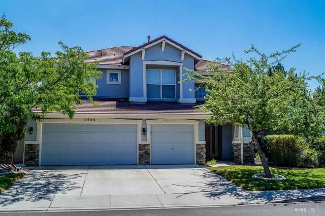 1564 Rio Grande Drive, Reno, NV 89521 (MLS #210010797) :: Colley Goode Group- eXp Realty