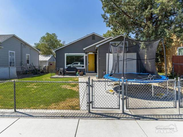 1607 H Street, Sparks, NV 89431 (MLS #210010798) :: Theresa Nelson Real Estate