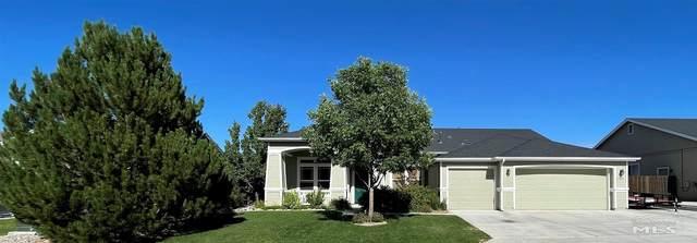 17660 Boulder Springs Ct, Reno, NV 89508 (MLS #210010800) :: Chase International Real Estate