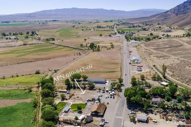 2820 Us Hwy 208, Wellington, NV 89444 (MLS #210010802) :: NVGemme Real Estate