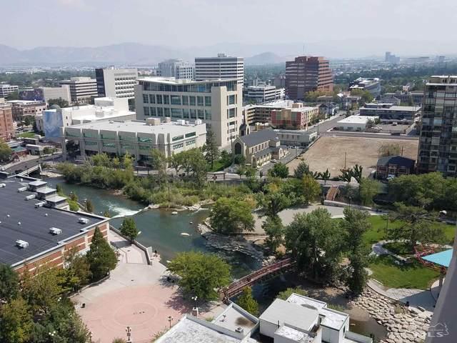 100 N Arlington Ave 18C, Reno, NV 89501 (MLS #210010804) :: Theresa Nelson Real Estate