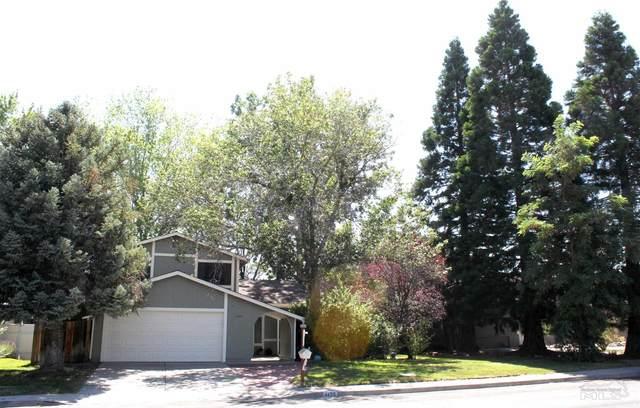 4420 San Gabriel Drive, Reno, NV 89502 (MLS #210010808) :: Colley Goode Group- eXp Realty
