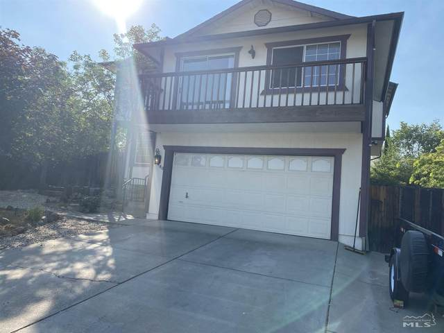 3380 Adler Court, Reno, NV 89503 (MLS #210010809) :: Colley Goode Group- eXp Realty