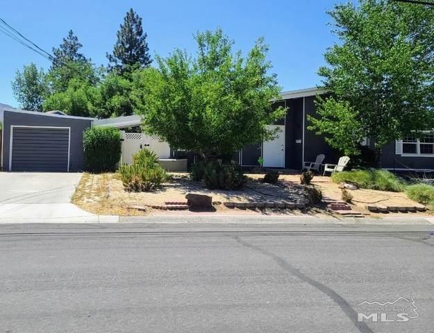 11891 Green Mountain St, Reno, NV 89506 (MLS #210010811) :: Chase International Real Estate