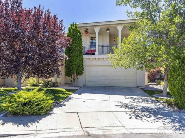 9035 Jackhammer Ct, Reno, NV 89521 (MLS #210010812) :: Colley Goode Group- eXp Realty