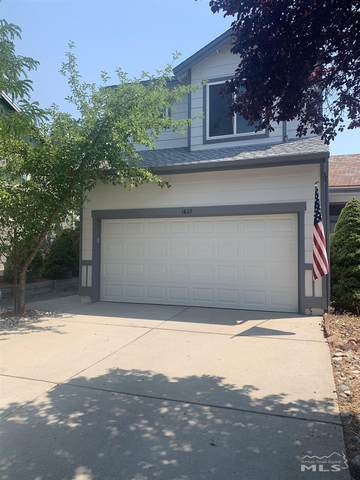 1822 Sierra Highlands, Reno, NV 89523 (MLS #210010814) :: Theresa Nelson Real Estate