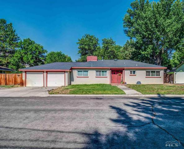 216 N Iris St, Carson City, NV 89703 (MLS #210010817) :: Theresa Nelson Real Estate