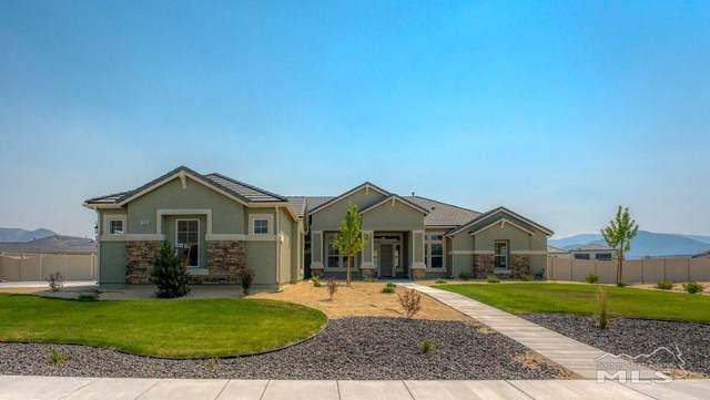 11600 Diamond Stream Drive, Sparks, NV 89441 (MLS #210010820) :: Theresa Nelson Real Estate