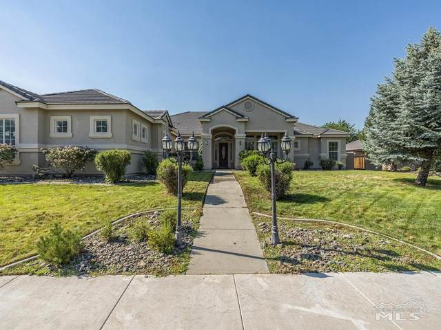 7947 Tres Arroyos Drive, Sparks, NV 89436 (MLS #210010821) :: Theresa Nelson Real Estate