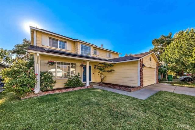 2263 Fernwood Ct, Sparks, NV 89434 (MLS #210010823) :: Theresa Nelson Real Estate
