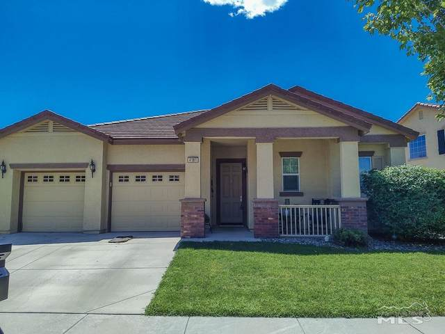 4181 Mystery, Sparks, NV 89436 (MLS #210010829) :: Theresa Nelson Real Estate
