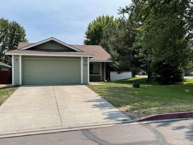 7764 Pickering Circle, Reno, NV 89511 (MLS #210010831) :: The Mike Wood Team