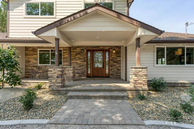 6505 Bonde Ln., Reno, NV 89511 (MLS #210010832) :: Theresa Nelson Real Estate