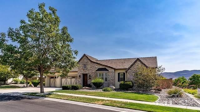 13390 Damonte View, Reno, NV 89511 (MLS #210010834) :: The Mike Wood Team