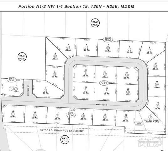 2500 Emerson, Fernley, NV 89429 (MLS #210010836) :: NVGemme Real Estate