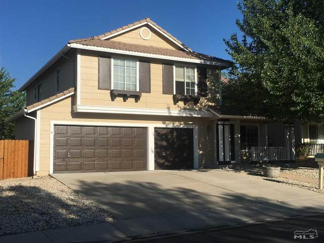 1025 Festa Way, Sparks, NV 89434 (MLS #210010838) :: Theresa Nelson Real Estate