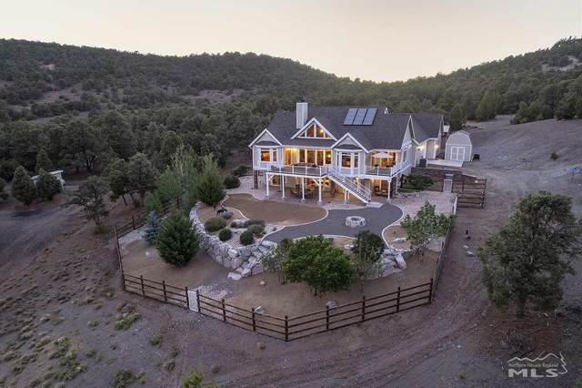 1680 Scorpion Rd, Reno, NV 89521 (MLS #210010843) :: NVGemme Real Estate