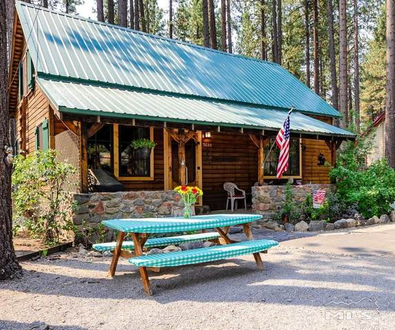 3628 Forest Ave., South Lake Tahoe, NV 96150 (MLS #210010844) :: The Mike Wood Team