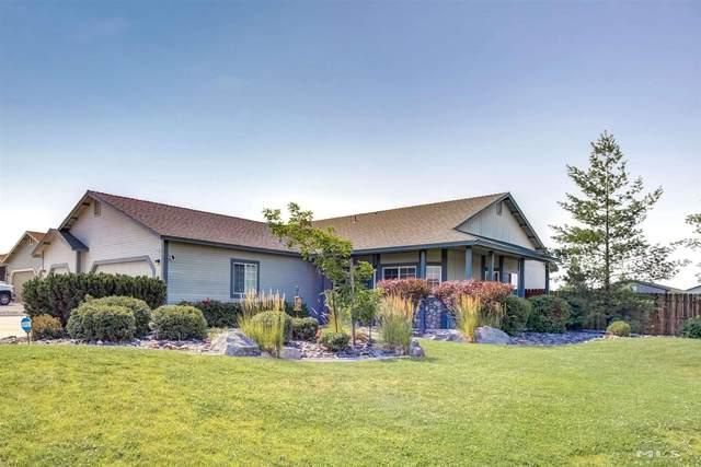 40 Desert Dude Ct., Sparks, NV 89411 (MLS #210010845) :: Theresa Nelson Real Estate