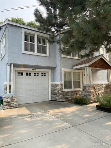 304 W Sixth Street, Carson City, NV 89703 (MLS #210010851) :: Theresa Nelson Real Estate