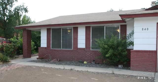 840 Briargreen Oakwood, Sparks, NV 89431 (MLS #210010852) :: Vaulet Group Real Estate