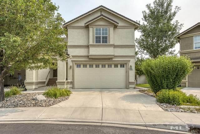 1887 Resistol, Reno, NV 89521 (MLS #210010856) :: Theresa Nelson Real Estate