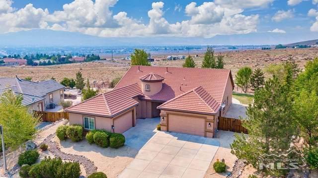 4618 Cobra Drive, Sparks, NV 89436 (MLS #210010863) :: NVGemme Real Estate