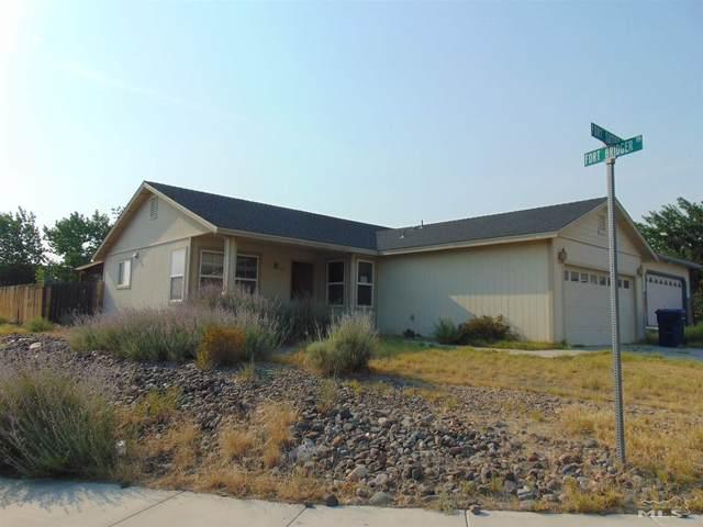 403 Fort Sutter Boulevard, Fernley, NV 89408 (MLS #210010876) :: Vaulet Group Real Estate
