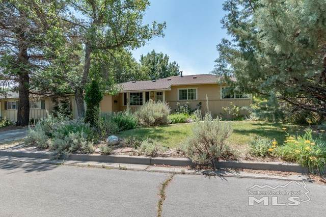 1109 W Fourth, Carson City, NV 89703 (MLS #210010878) :: Chase International Real Estate