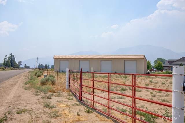 174 Artist View Rd, Smith, NV 89430 (MLS #210010890) :: NVGemme Real Estate